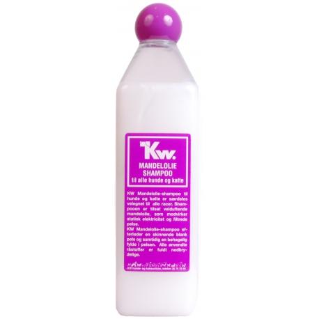Kw Mandlový olejový šampón