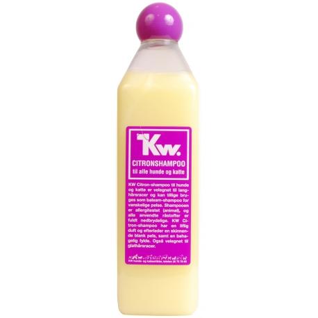 Kw Citronový šampón