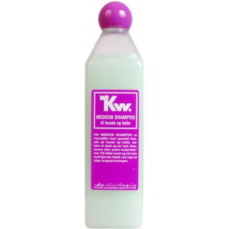 Kw Mediciálny šampón