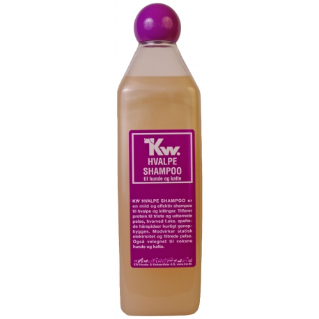 Kw Proteinový šampón pre mláďatá