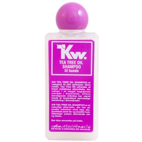 KW Čajovníkový olejový šampón