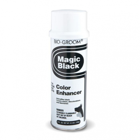 Bio Groom Magic Black čierny sprej