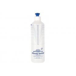 Fľaša na miešanie šampónu 500ml